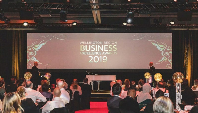 [object object] - business excellence awards - Wellington Region Business Excellence Awards 2019 – Finalists Announced