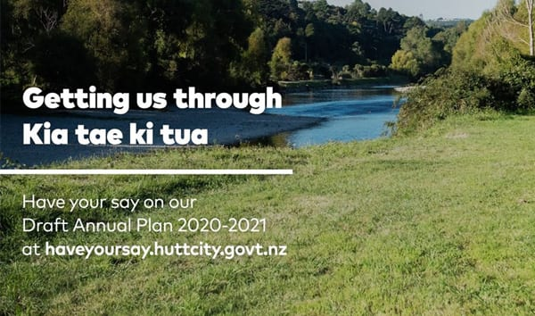 [object object] - Hutt City Council Annual Plan - SUBMISSIONS