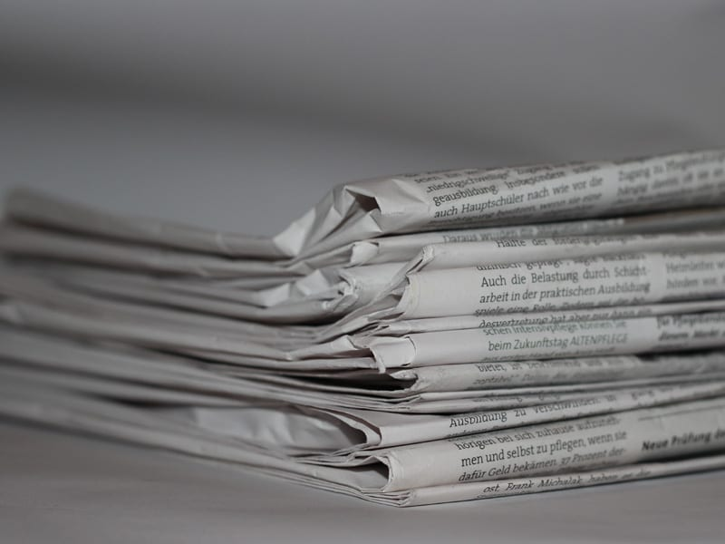 [object object] - media releases newspapers - NEWS