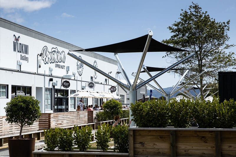 - Brewtown 800w - Brewtown Upper Hutt Races to Secure Entertainment Complex Onsite