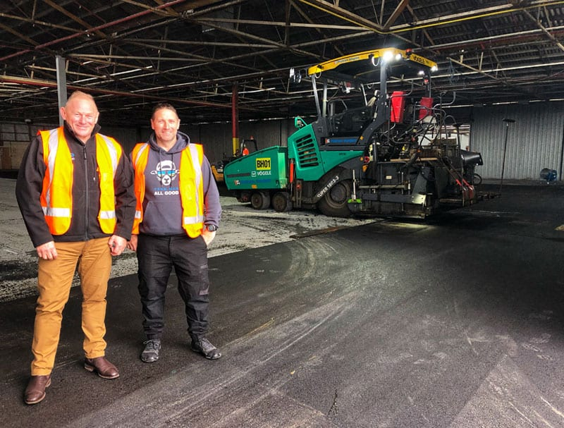 - Brewtown race track - Brewtown Upper Hutt Races to Secure Entertainment Complex Onsite
