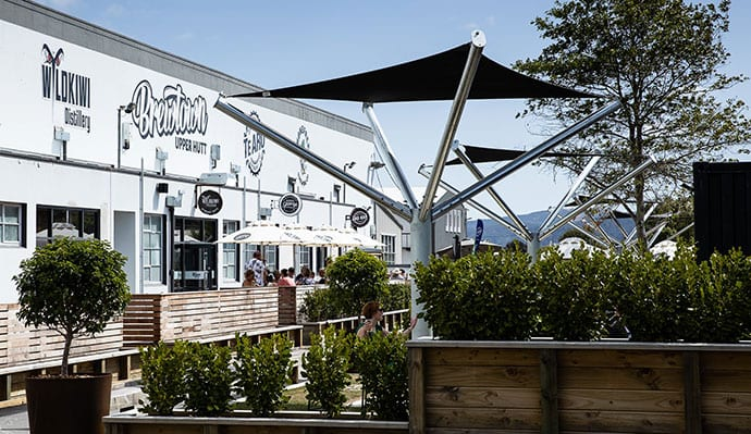 - Brewtown - Brewtown Upper Hutt Races to Secure Entertainment Complex Onsite
