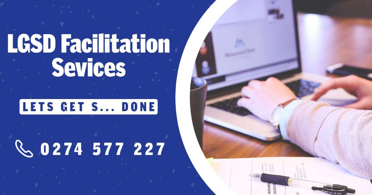 LGSD Facilitation Services